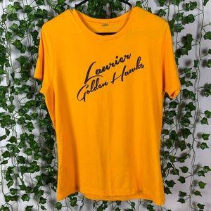 3 for $10 👏🏻 Laurier Golden Hawks Shirt